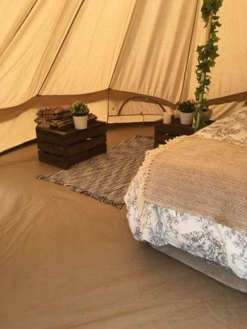 Bell Tent Hire Kent