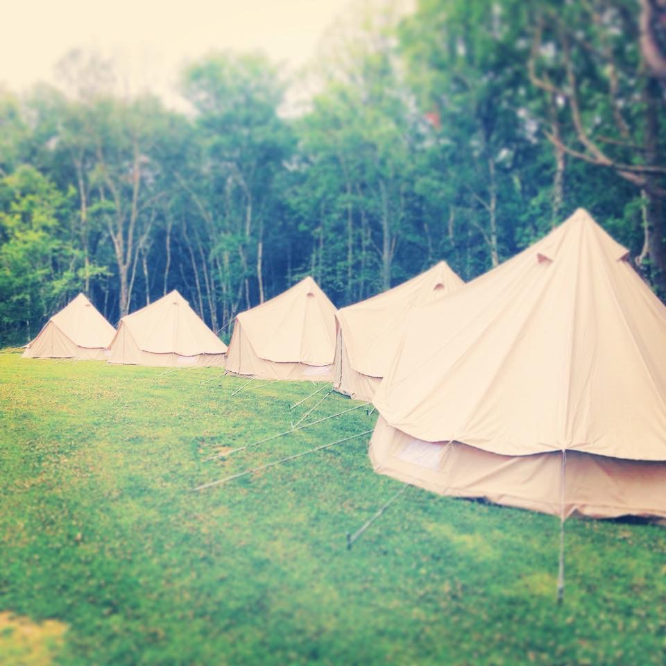 Party Bell Tent Hire