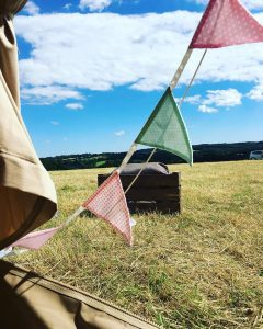 Bell Tent Hen Party Hire