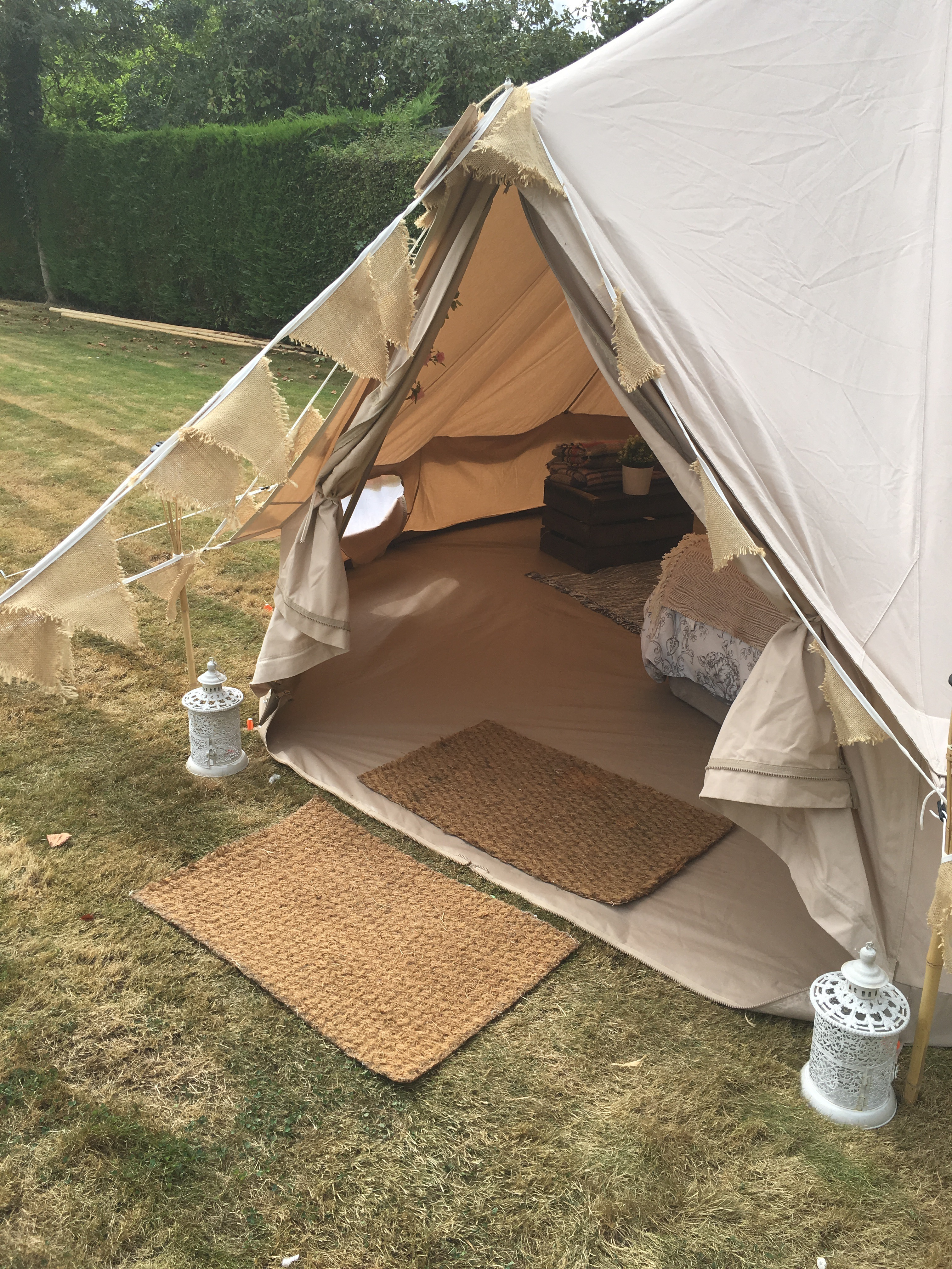 Bell Tent Hire Essex