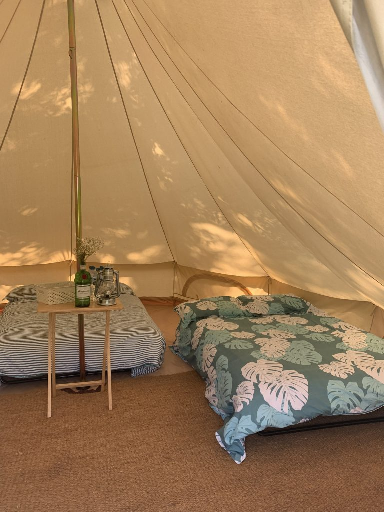 BELL TENT HIRE FRANCE