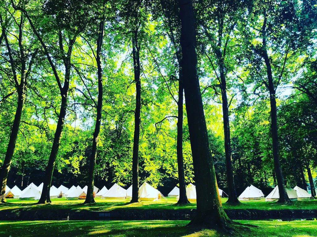 Wedding Bell Tent Hire France