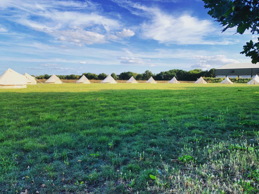 Bell Tent Village Hire Essex