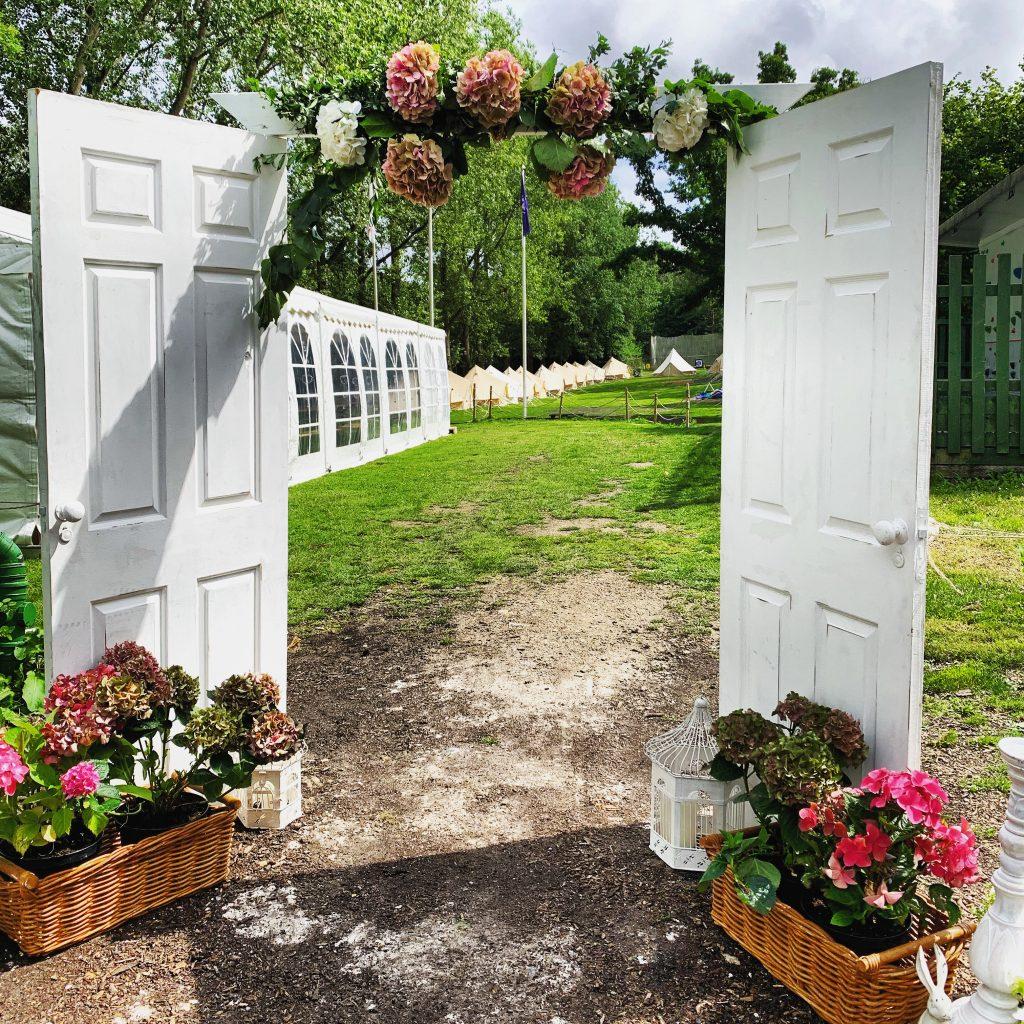 Wedding Bell Tent Hire Kent