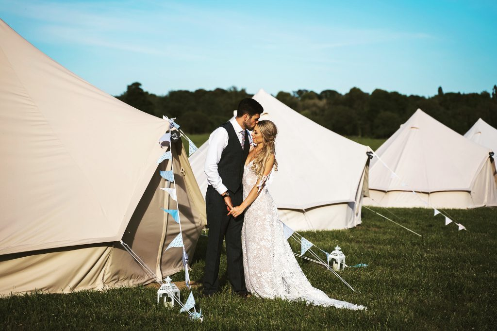 Wedding Bell Tent Hire Hampshire