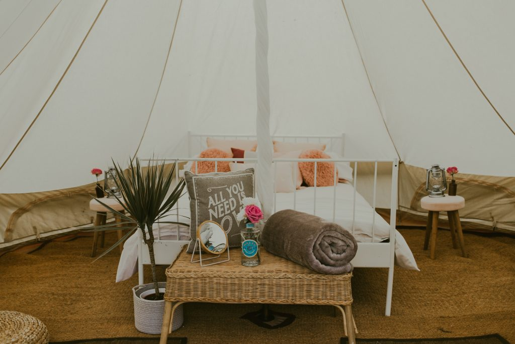 Woodland Wedding Bell Tent Hire Kent